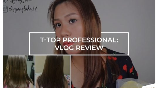 beauty vlog review